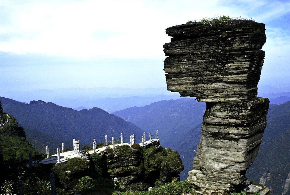 梵净山风景区-贵州秀丽山水会展有限公司